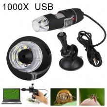 USB Microscope Camera 1000X Zoom