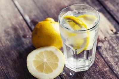 Eliminate Belly Fat by Drinking Lemon Water
