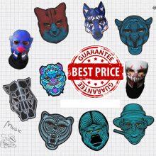 Halloween Dancing Party Masks