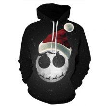 3D Print Christmas Hoodies