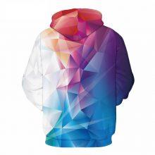 Digital 3D printed Hoodie