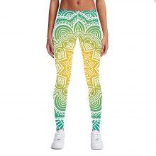 Light Mandala Sexy Legging