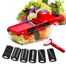 Best 6 in 1 Vegetable Slicer