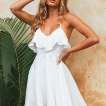 Sexy woman dress